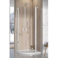 Radaway Nes PDD II kabina prysznicowa 80 cm część lewa chrom/szkło przezroczyste 10030080-01-01L
