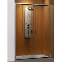 Radaway Premium Plus DWD drzwi wnękowe 150 cm 33393-01-01N