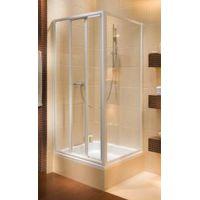 Koło Atol Plus ścianka prysznicowa 80 cm szkło przezroczyste ESKS80222000