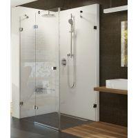 Ravak Brillant BSDPS-90/90 P kabina prysznicowa 90 cm prawa szkło transparentne 0UP77A00Z1