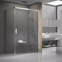 Ravak Matrix MSDPS-120/90 R kabina prysznicowa 120x90 cm prawa biel/transparent 0WPG7100Z1
