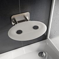 Ravak Opal OVO-P II siedzisko prysznicowe opal B8F0000049