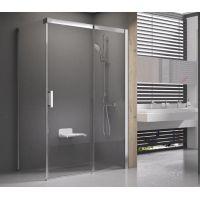 Ravak Matrix MSDPS-100/80 R kabina prysznicowa 100x80 cm prostokątna prawa polerowane aluminium/transparent 0WPA4C00Z1