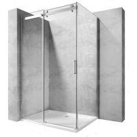 Rea Whistler kabina prysznicowa 120x80 cm prostokątna szkło przezroczyste REA-K0848