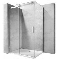 Rea Marten kabina prysznicowa 100x80 cm prostokątna szkło przezroczyste REA-K4000