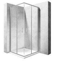 Rea Vento kabina prysznicowa 80 cm kwadratowa szkło transparentne REA-K0912
