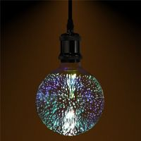 Altavola Design 3D żarówka LED 1x5W G125-5W-3D