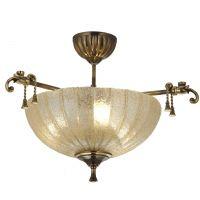 Amplex Granada lampa podsufitowa 3x60W patyna połysk 249
