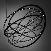 Artemide Copernico Suspension lampa wisząca 1x30W czarna 1623020A