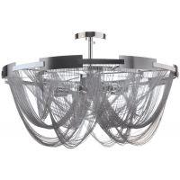 CosmoLight Roma lampa podsufitowa 8x40W chrom C08529CH
