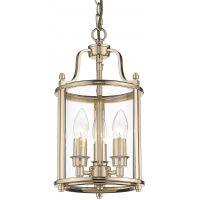 CosmoLight New York lampa wisząca 3x40W złota P03875AU