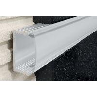 Excellent Profiled profil oświetleniowy anoda srebrna/mleczna LIPOSLED.15/250