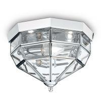 Ideal Lux Norma plafon 3x40W chrom 094793