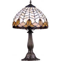 Kaja Sargan lampa stołowa 1x60W wielokolorowa K-G121551