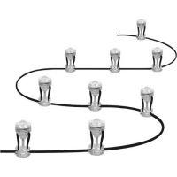 Ledvance Endura Garden Dot lampa gruntowa 9x5,5W LED przezroczysta