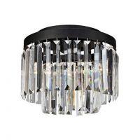 Markslöjd Ventimiglia lampa podsufitowa 3x40W czarny/mc 106564