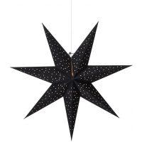 Markslöjd Clala dekoracja wisząca 1x6W czarna 704901