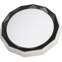 Milagro Oscar plafon 1x45W biało/czarny ML6178
