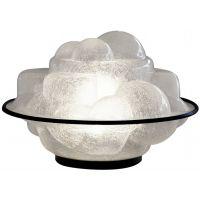 Martinelli Luce Profiterolle lampa stołowa 4x5W czarna/przezroczysta 640