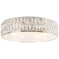 MaxLight Diamante plafon 6x42W chrom C0122