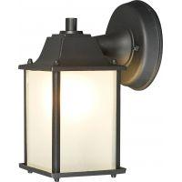 Nowodvorski Lighting Spey I kinkiet zewnętrzny 1x60W czarny 5290