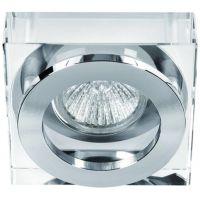 Orlicki Design Astro Claro IP44 lampa do zabudowy 1x8W przezroczysty/chrom
