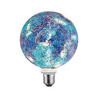 Paulmann Mosaic żarówka LED 1x5W E27 niebieski 28750