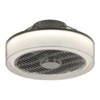 Rabalux Dalfon plafon 1x30W LED szary/przezroczysty 6857