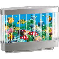 Reality Aqua lampa stołowa 1x4W LED multikolor 520501-47
