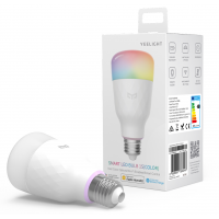 Yeelight Smart Bulb inteligentna żarówka LED 1x8.5W E27 RGB YLDP13YL