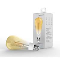 Yeelight Filament inteligentna żarówka LED 1x6W E27 Vintage YLDP23YL