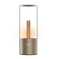 Yeelight Candela Smart inteligentna lampka ambient 1x6,5W złota YLFW01YL