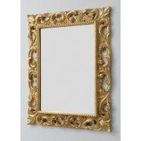 Art Ceram Barocca lustro 73x93 cm prostokątne antyczne złoto ACS00173