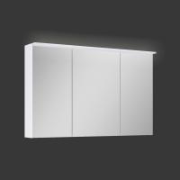 Elita Barcelona szafka 100 cm wisząca z lustrem i oświetleniem LED biała 904609