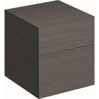 Geberit Xeno2 szafka 45 cm wisząca boczna szara 500.504.43.1
