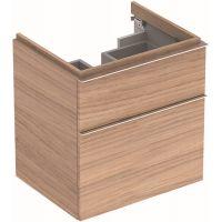 Geberit iCon szafka 60 cm podumywalkowa wisząca dąb naturalny 841362000