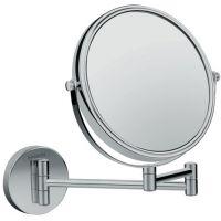 Hansgrohe lusterko kosmetyczne okrągłe ścienne chrom 73561000