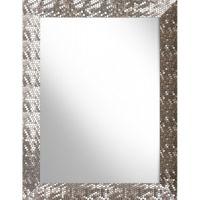 Ars Longa Rio lustro 132x72 cm prostokątne satyna RIO60120-S