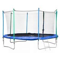 Mirpol trampolina dla dzieci ogrodowa 427 cm 14FT