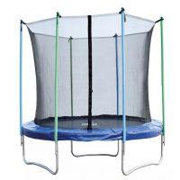 Mirpol trampolina dla dzieci ogrodowa 244 cm 8FT