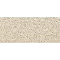 NovaBell Arte dekoracja ścienna decoro rose crema marfil 25x59,1cm ARWD35K