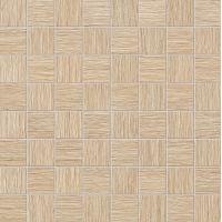 Tubądzin Biloba mozaika ścienna beige 32,4x32,4