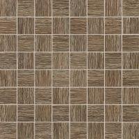 Tubądzin Biloba mozaika ścienna brown 32,4x32,4
