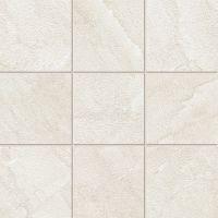 Tubądzin Broken mozaika podłogowa White 29,8x29,8