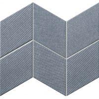 Tubądzin House of Tones mozaika ścienna navy 22,8x29,8cm