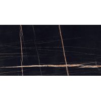 Euroceramic Black Wonder płytka ścienno-podłogowa 60x120 cm czarny poler