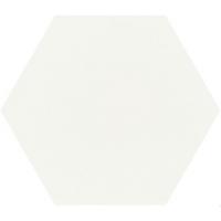 Paradyż Shiny Lines płytka ścienno-podłogowa 19,8x17,1 cm biała