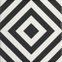 Paradyż Modern płytka ścienno-podłogowa 19,8x19,8 cm motyw B