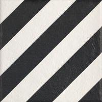 Paradyż Modern płytka ścienno-podłogowa 19,8x19,8 cm motyw C