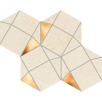 Tubądzin Plain Stone mozaika ścienna 30,2x19,6 cm